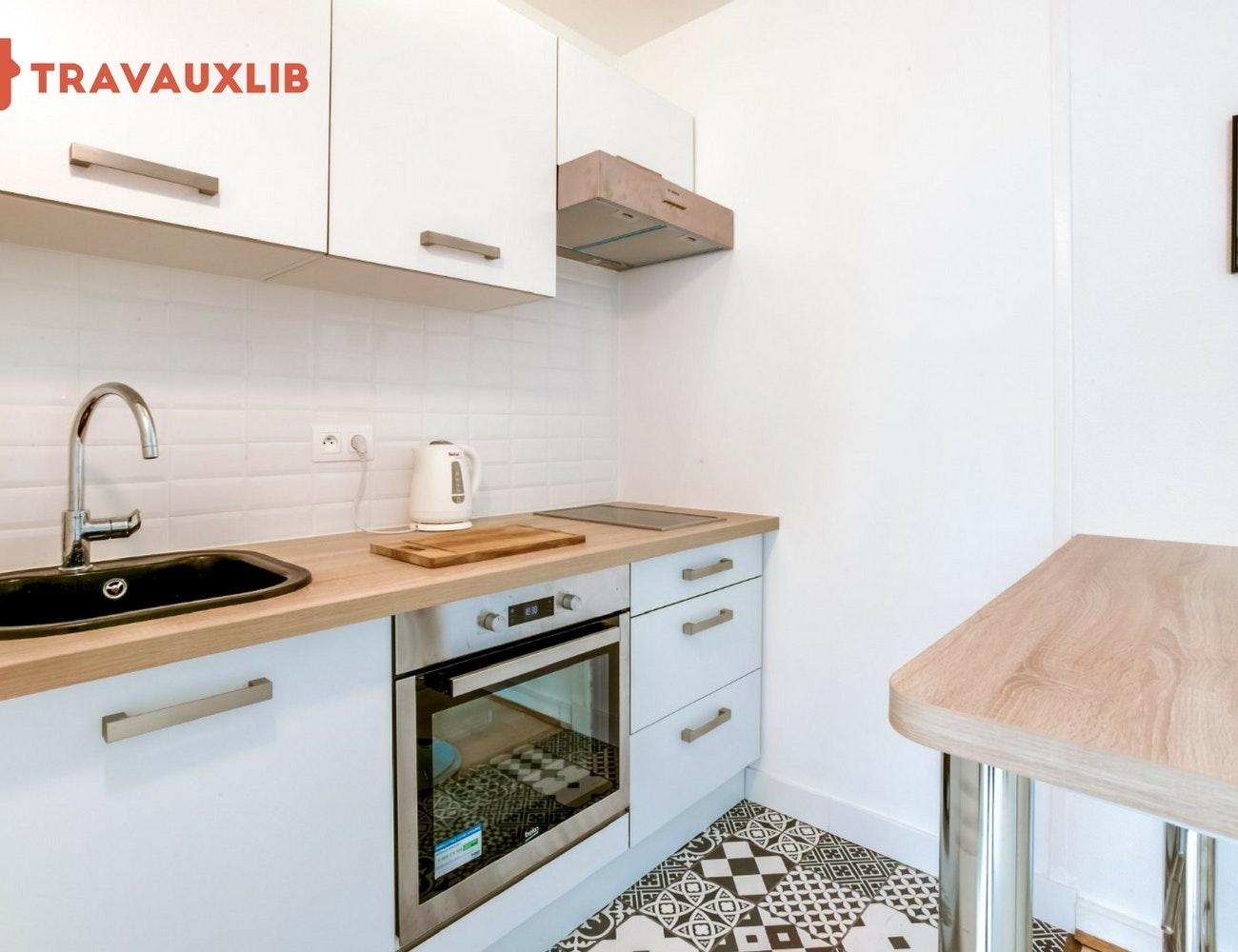 photo Rénovation complète d'un appartement Arantes S