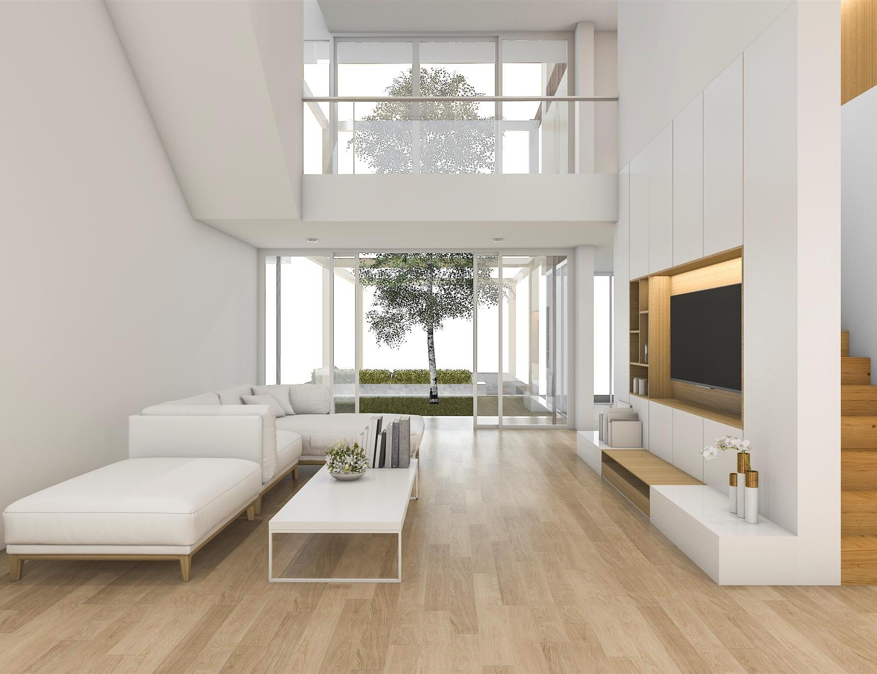 photo Rénovation d'une maison moderne AERA Habitat