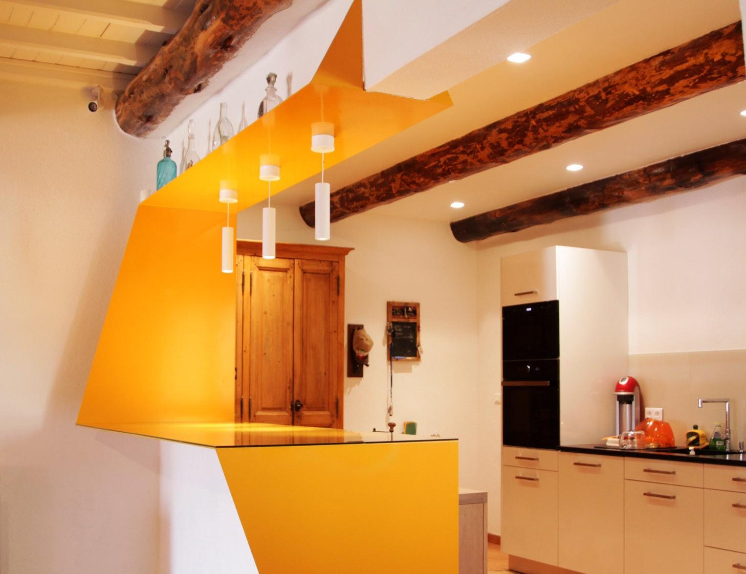 photo Rénovation d'un appartement de 100m2 Ateliers kumQuat