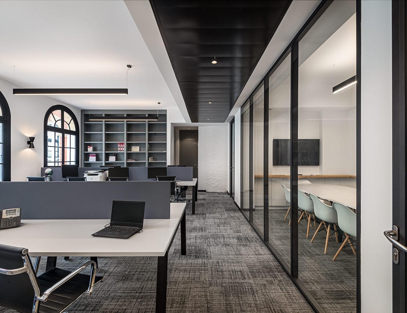 photo Transformation d'un hotel particulier en co-working de 540m2 Berger Potit Architecture