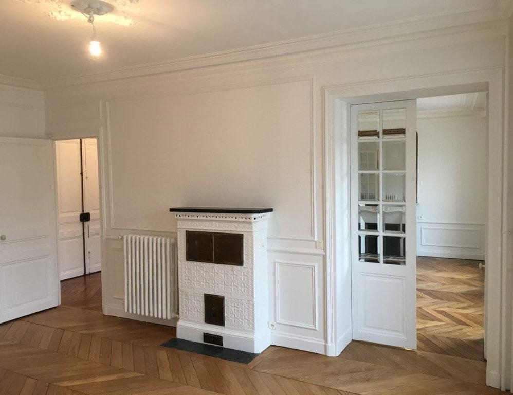 photo Rénovation d'un appartement Haussmanien BVJ Rénovation