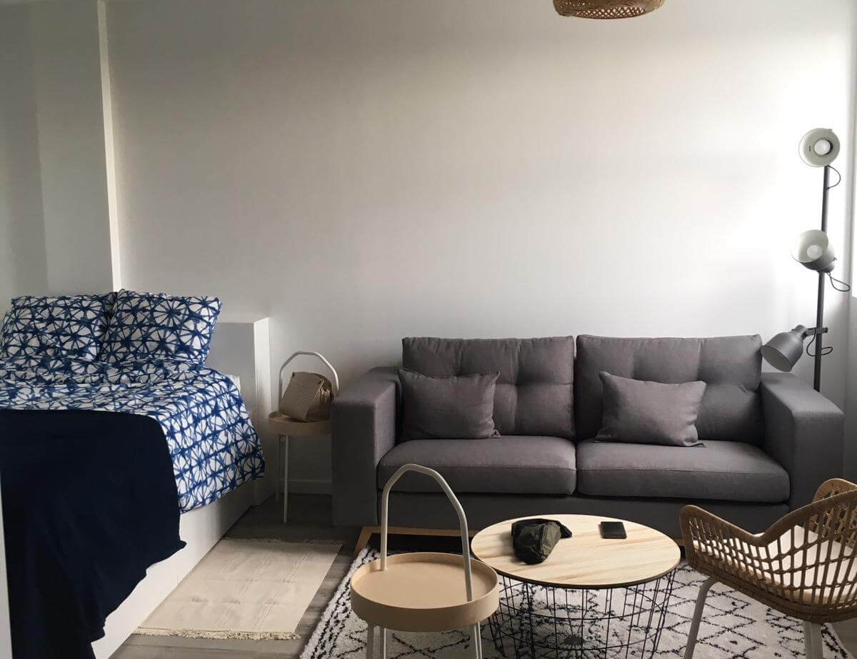 photo Rénovation complète d'un appartement  Color Design