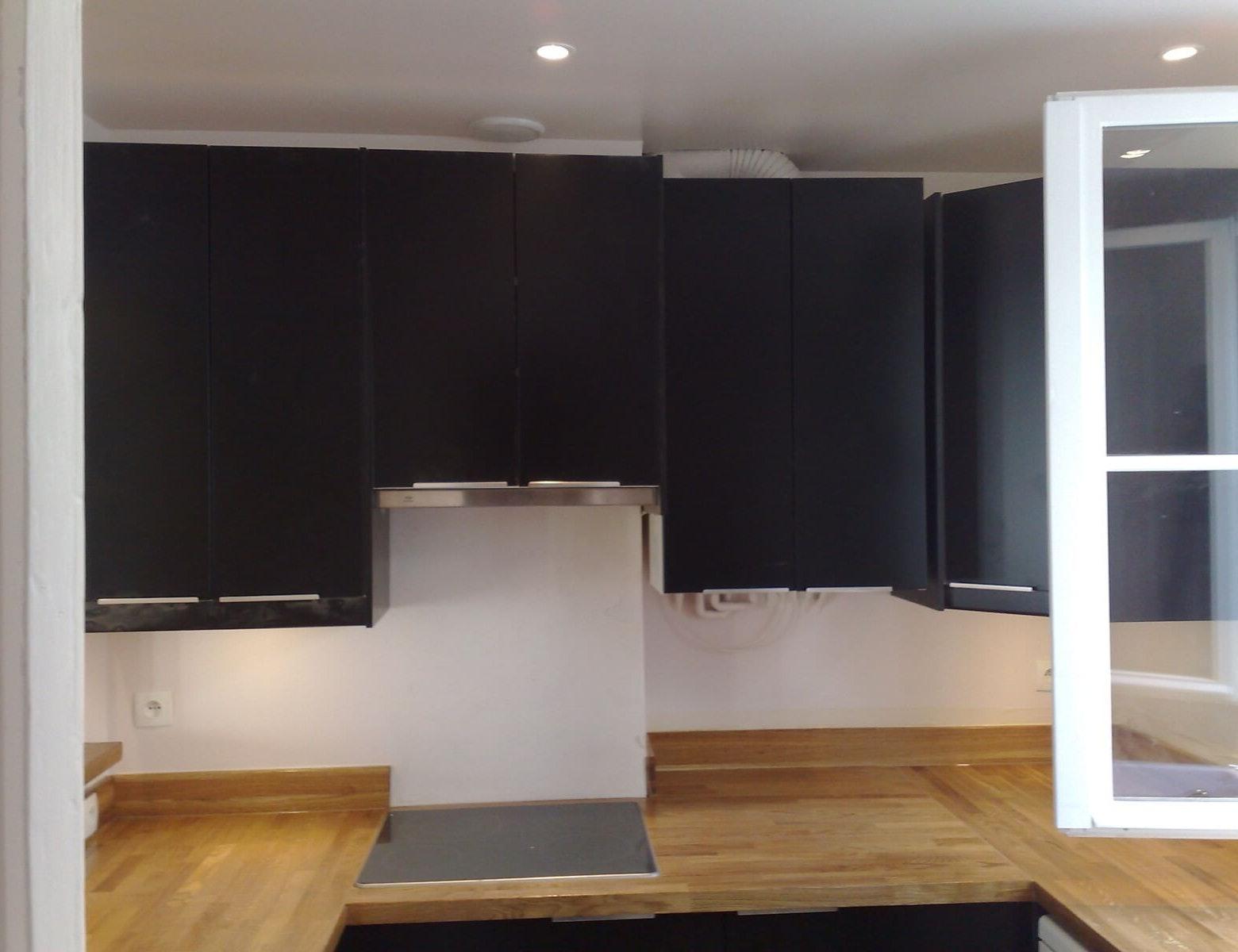 photo Rénovation d'un appartement DSAP