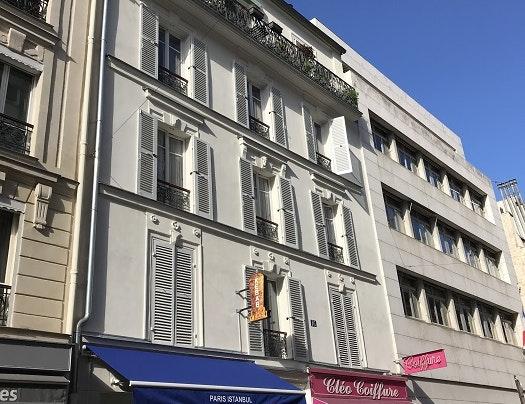 photo Ravalement de façade DSAP