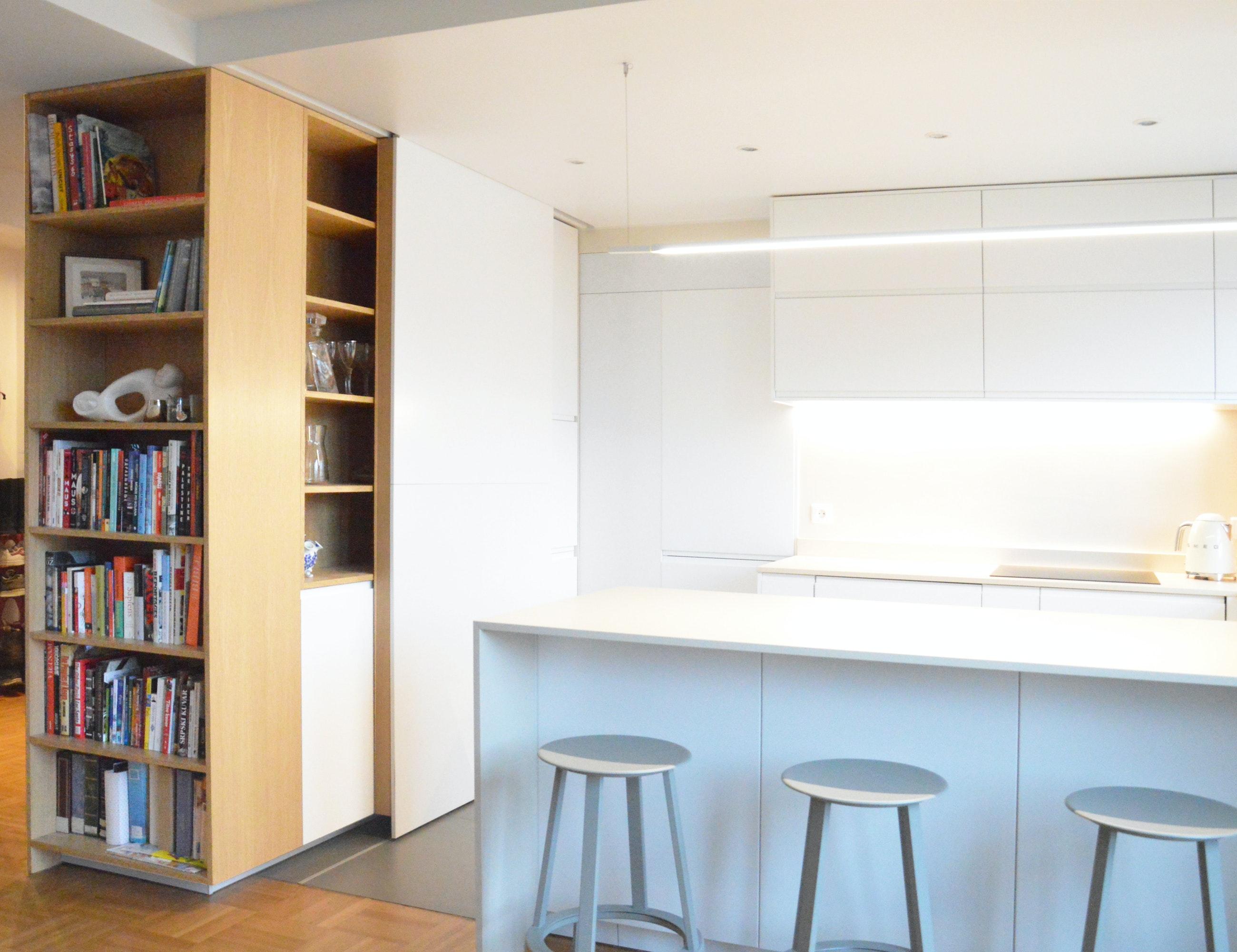 photo Rénovation appartement  Jean-Pierre Fuda