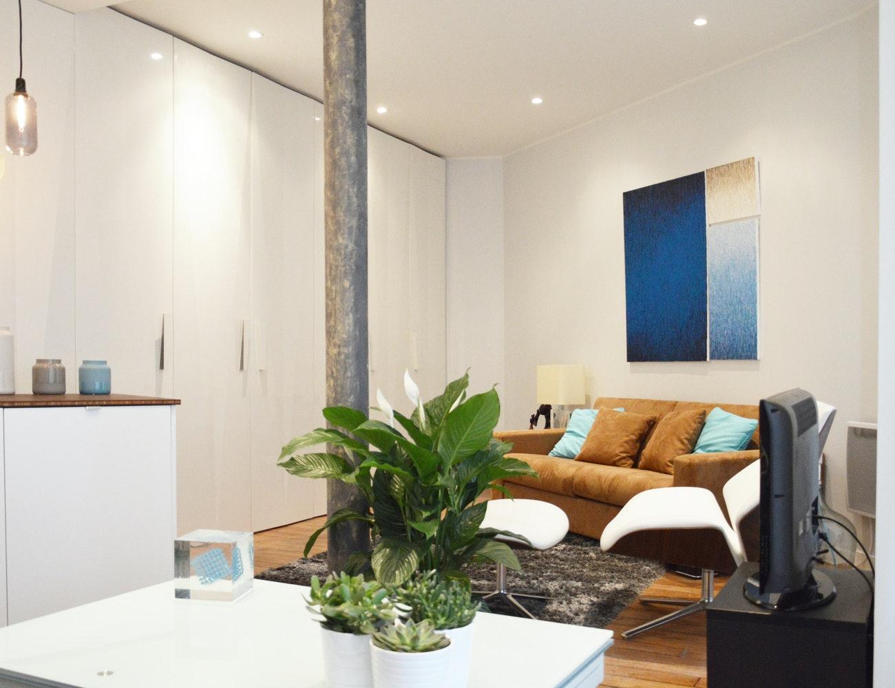 photo Rénovation appartement 32m2 Jean-Pierre Fuda