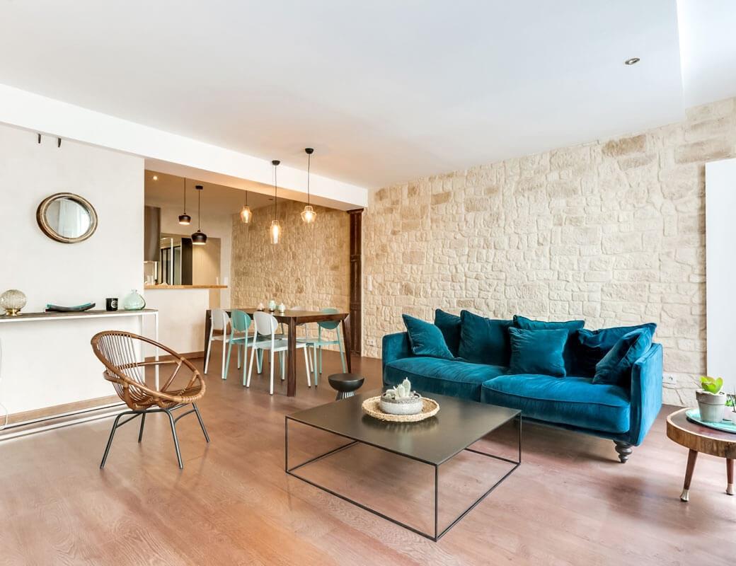 photo Appartement rue d'Aboukir Kaizo Studio