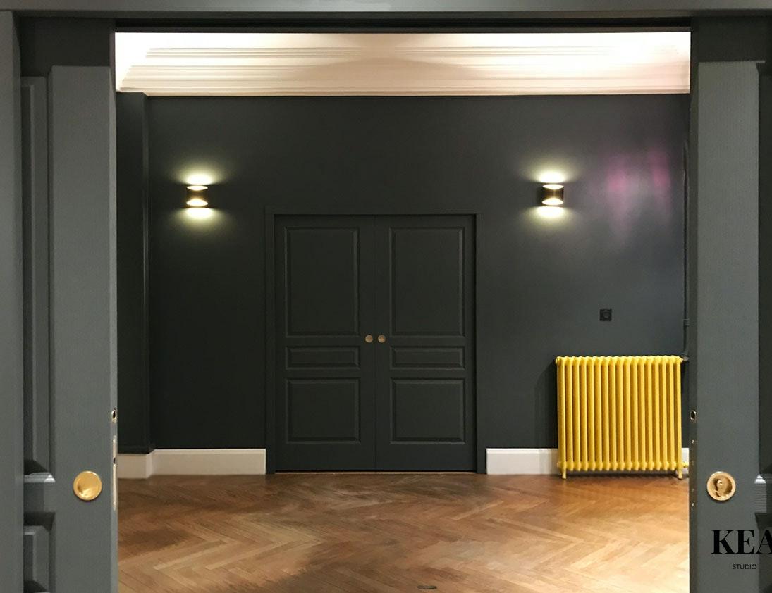 photo Le Jules: Rénovation complète appartement de 135m2  Kea-studio