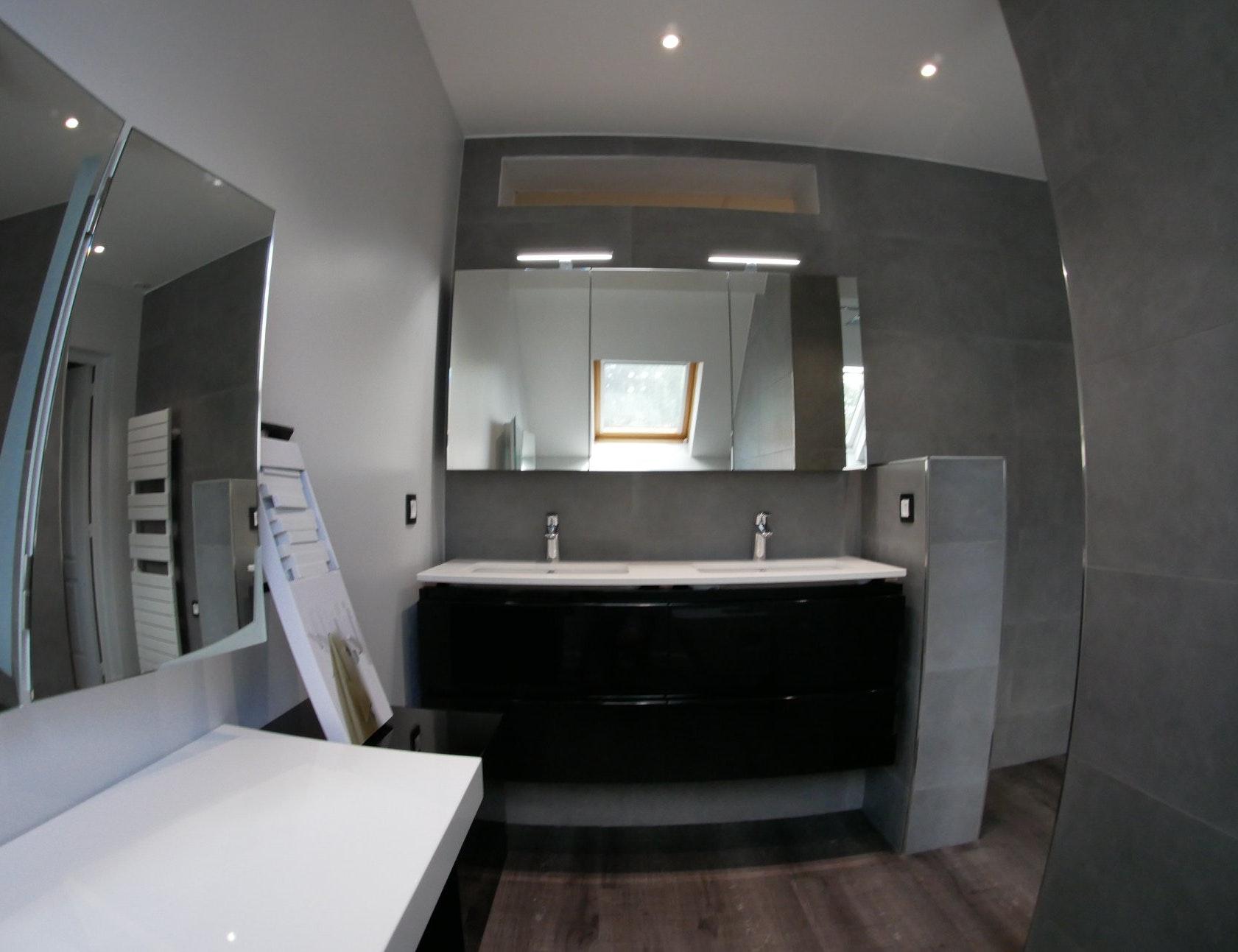 photo Rénovation de salle de bain Leopold Consultant