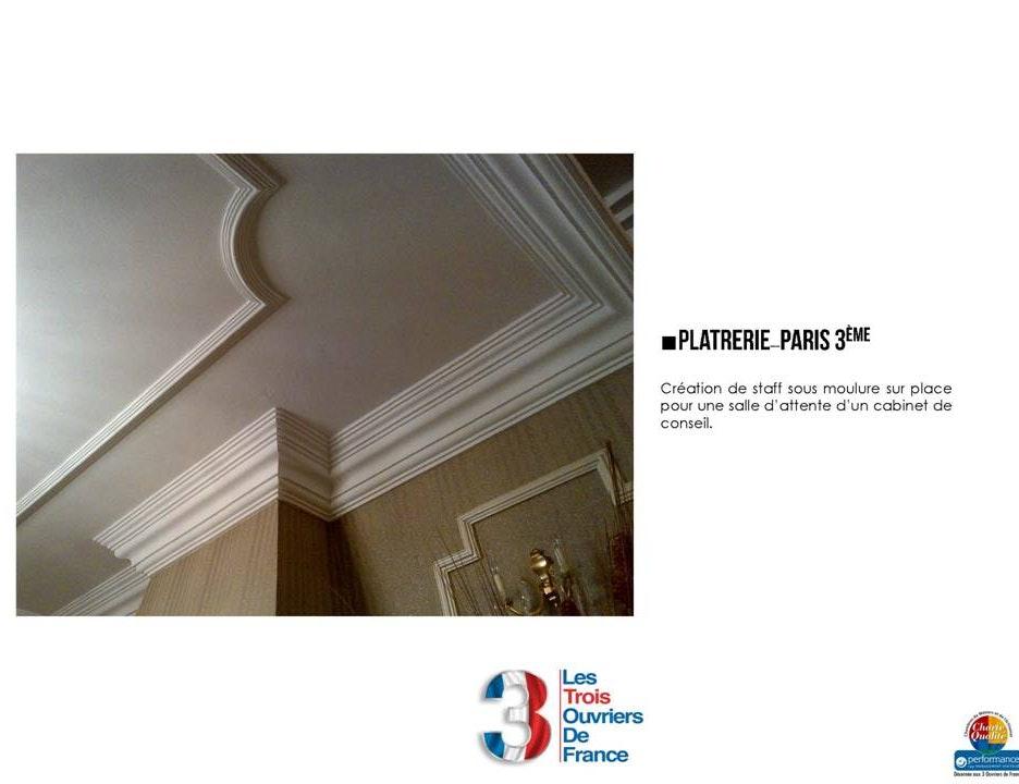 photo Divers réalisations Les 3 Ouvriers de France