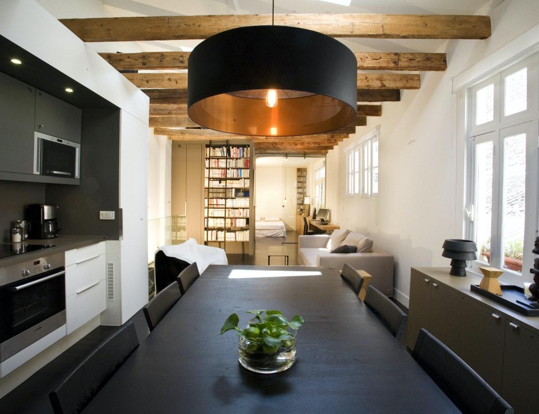 photo Saint-Antoine : Réhabilitation appartement 54m2 Logarchitecture