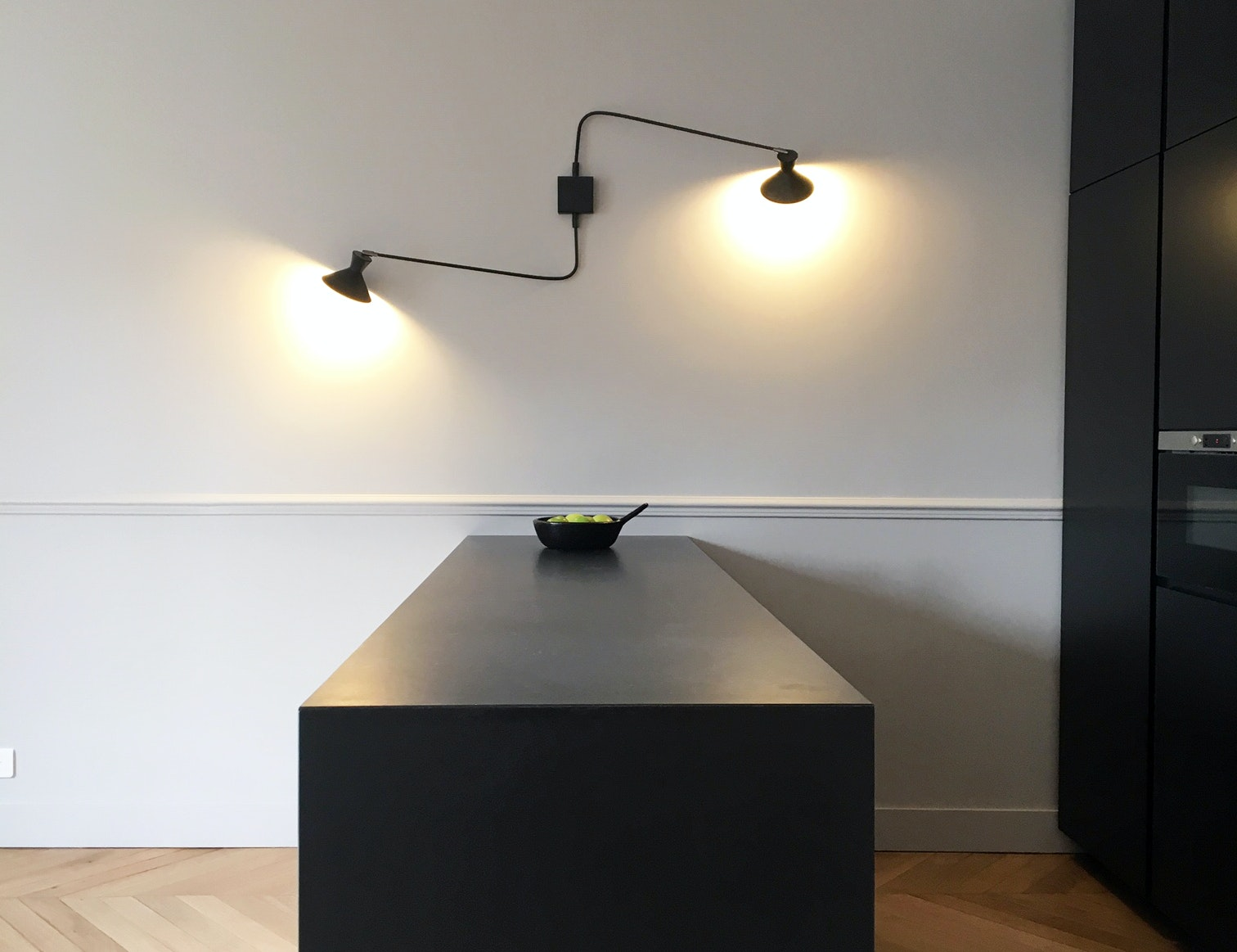 photo Rénovation complète d'un appartement de 108m2 Studio Ginko