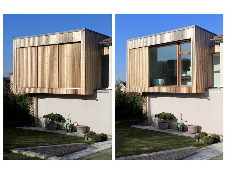 photo Quelqu'uns de mes projets Michalowski Architectes