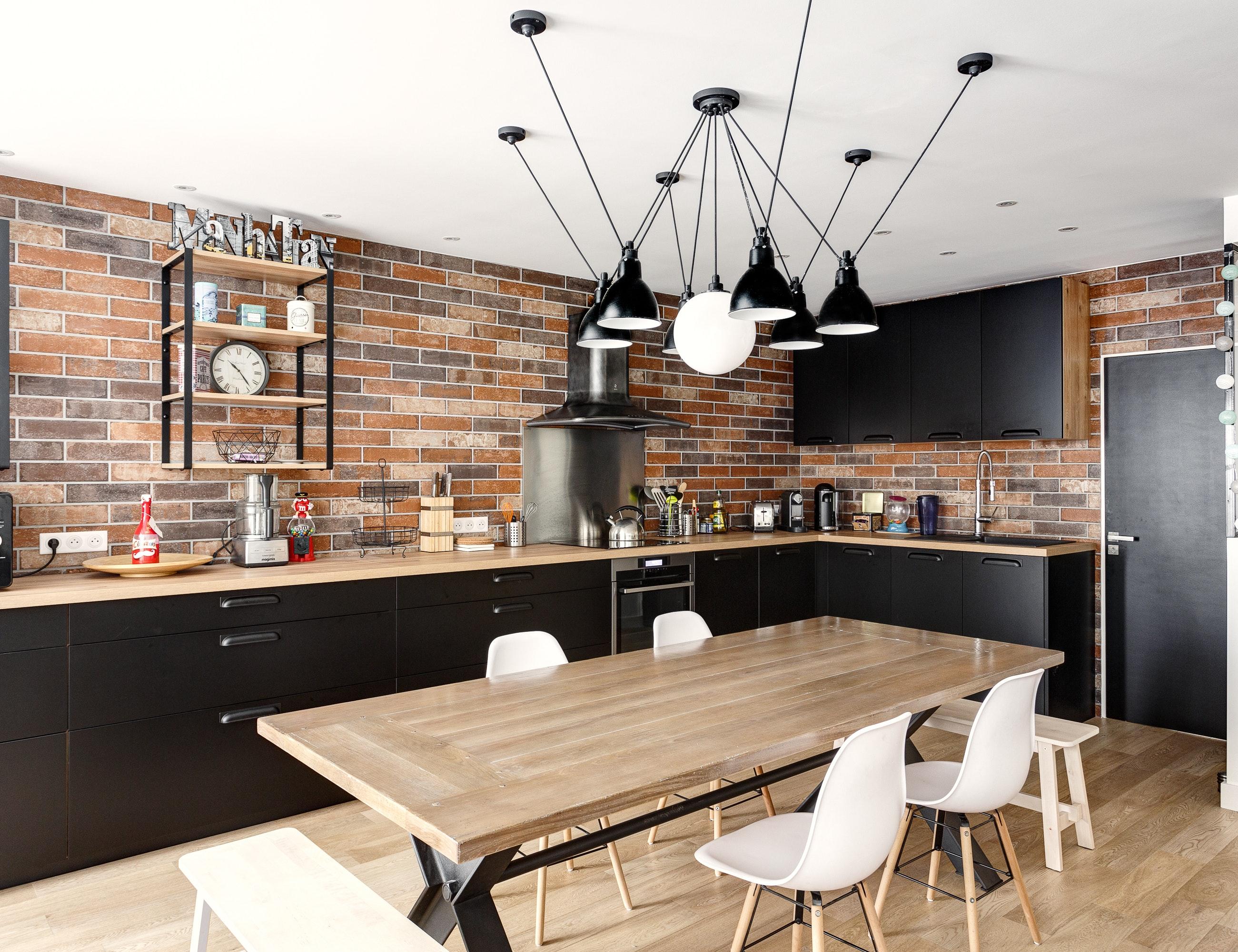 photo Rénovation complète appartement de 138m2 Muraccioli Design