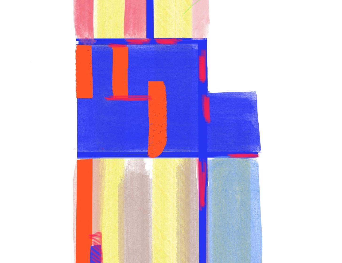photo Croquis de conception I appartement Lyon 6 Nicolas Kinski, Architecte d'intérieur hemea