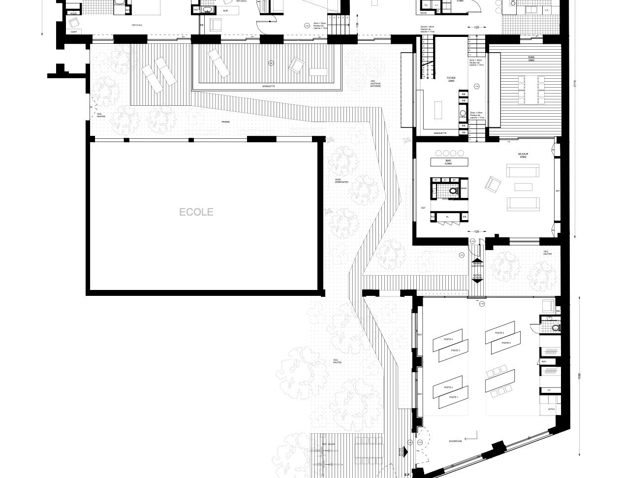 photo Conception et aménagement I Loft Paris 10ème Nicolas Kinski, Architecte d'intérieur hemea