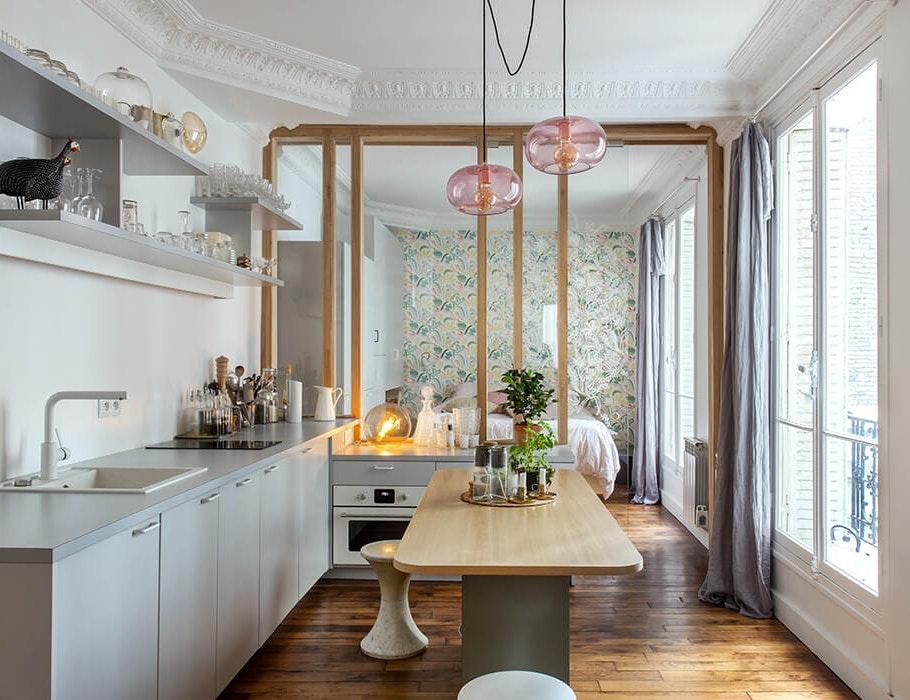 photo Rénovation Studio de 40m2 à Paris Olivier Chabaud
