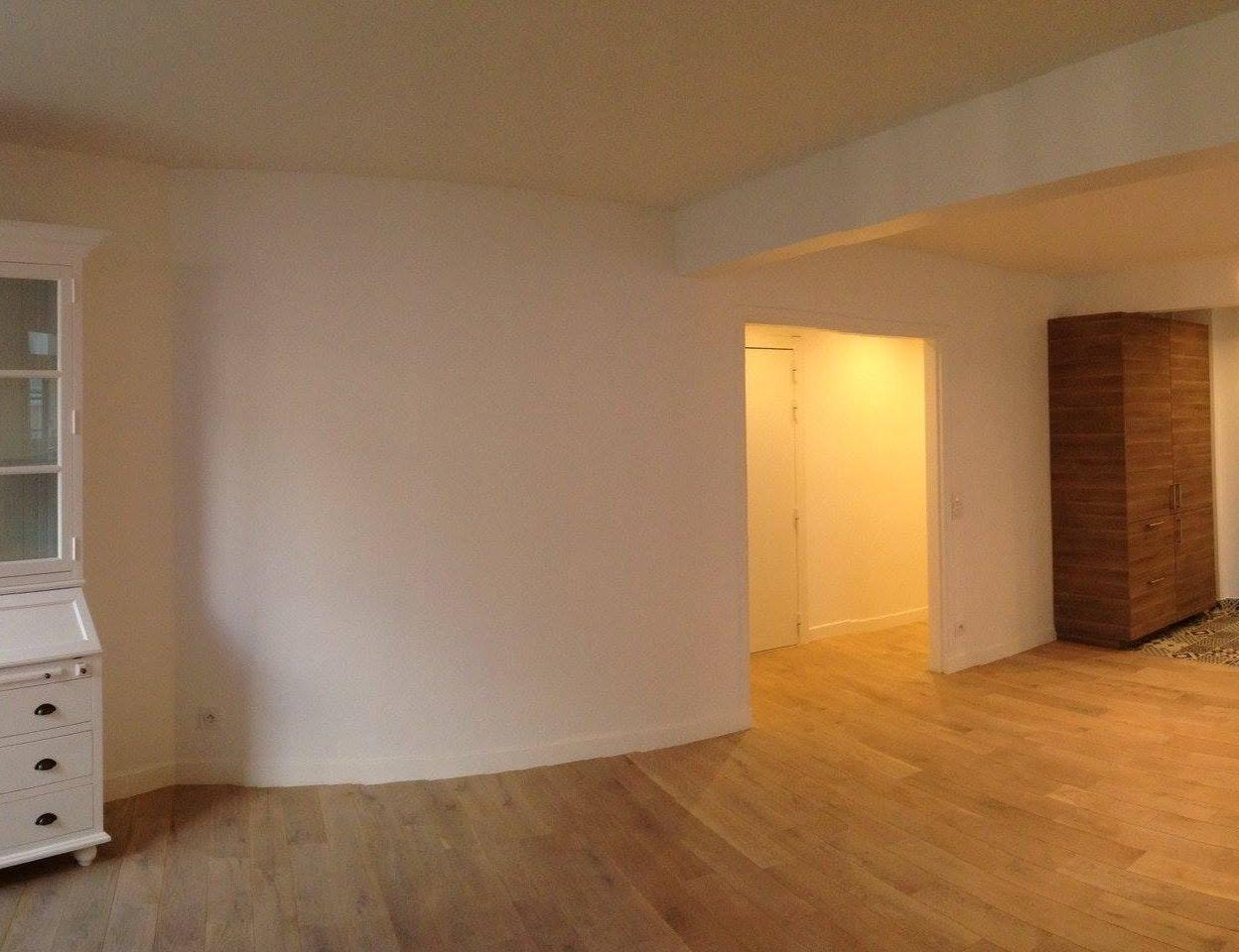 photo Rénovation totale d'un appartement parisien Optimiz Rénovation
