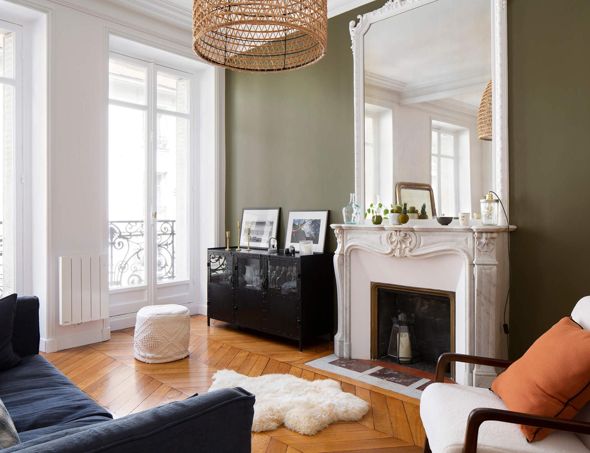 photo Réaménagement d'un appartement Atelier Pierre-Louis Gerlier