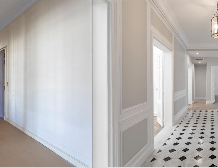 photo Rénovation d'un appartement  Renovar