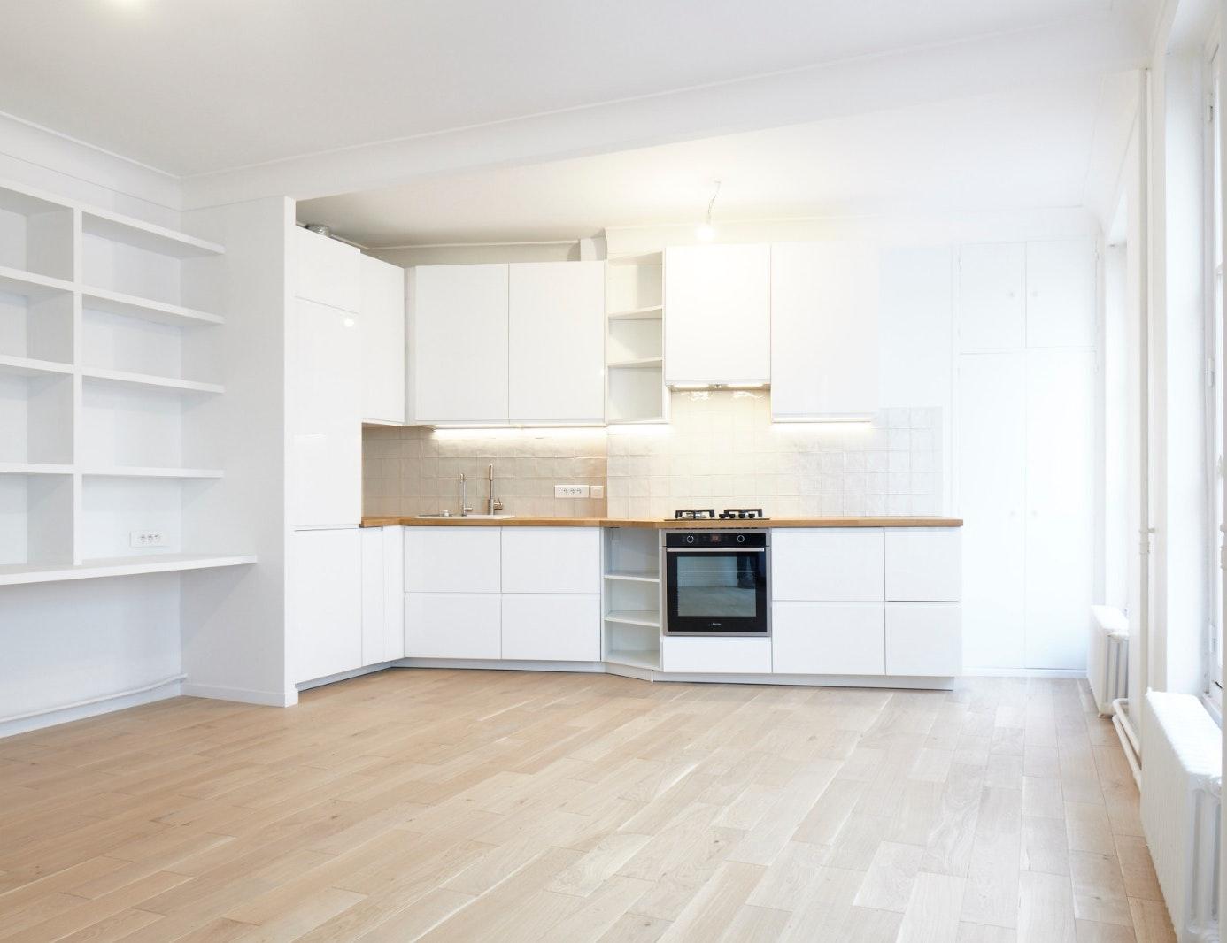 photo Rénovation complète d'un appartement Renovar