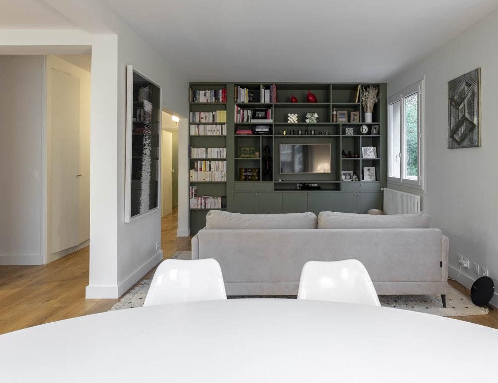 photo Rénovation appartement Neuilly Renovar