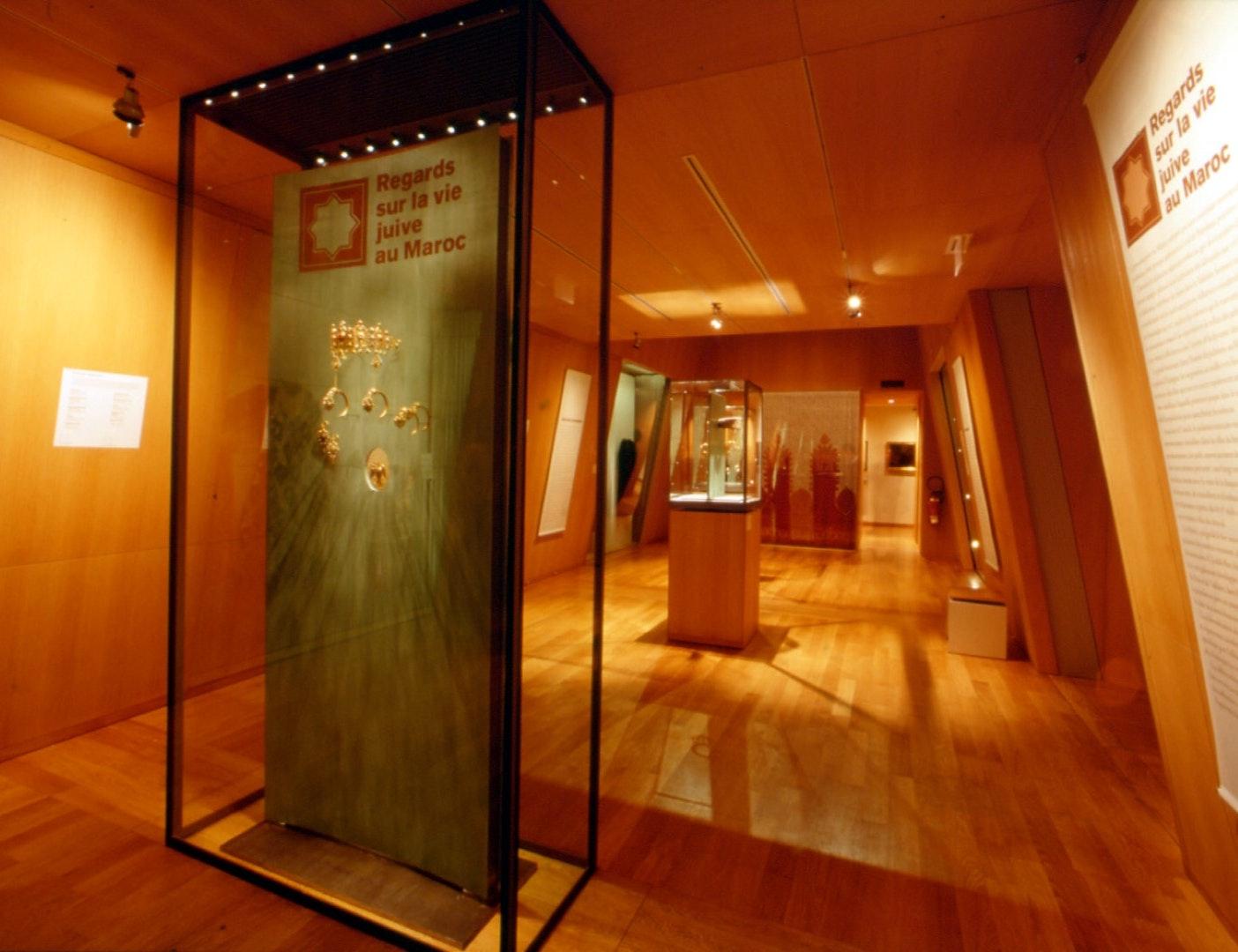 photo Scénographie / musées Studio Marechaux