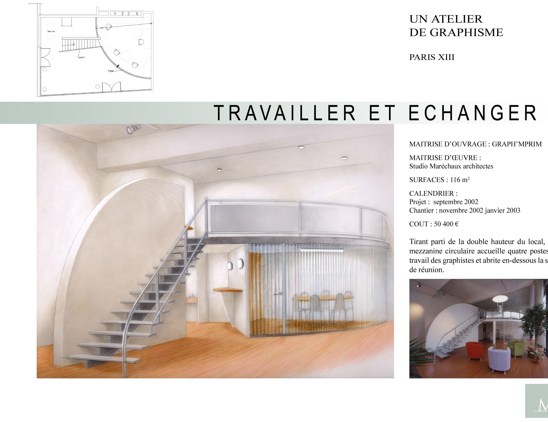 photo Local commercial / Agence Studio Marechaux