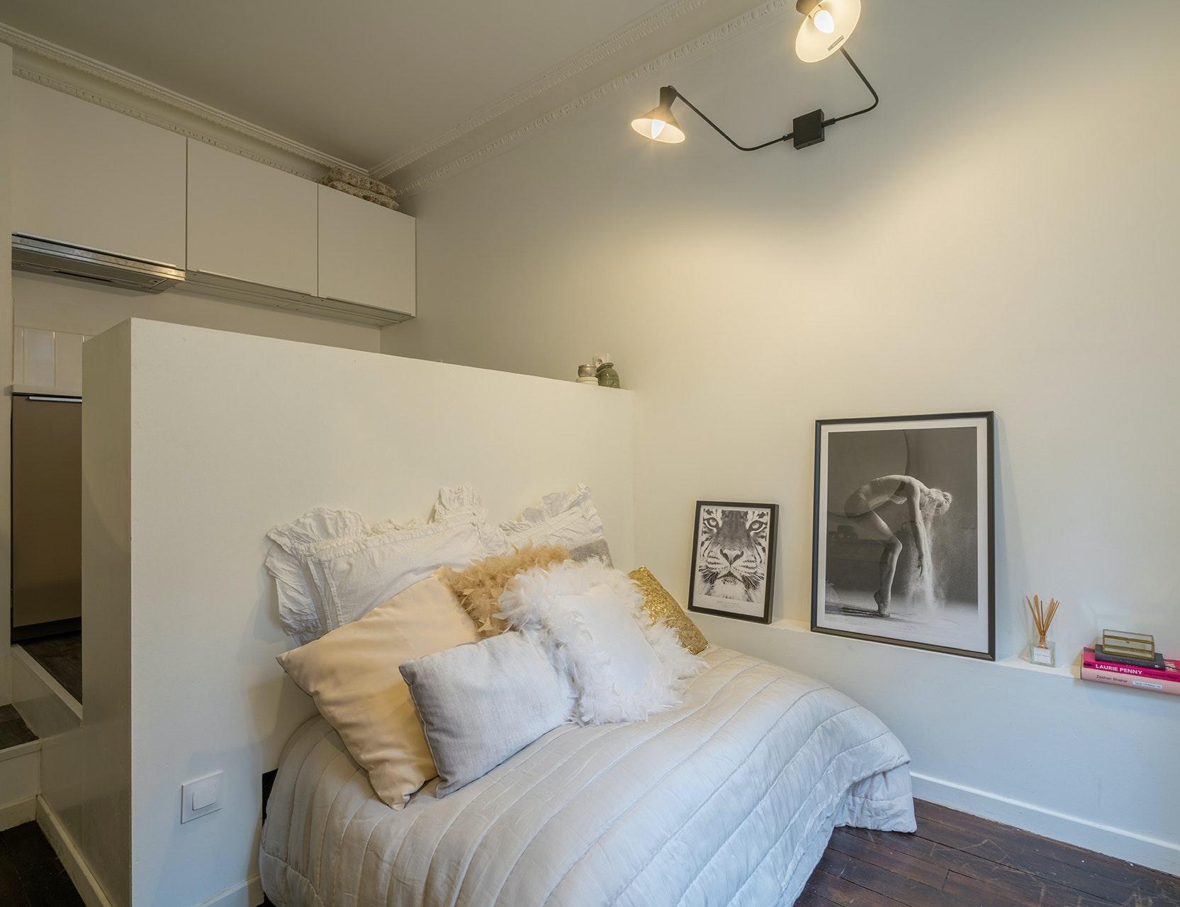 photo Rénovation d'appartement dans le 5e SO/AR