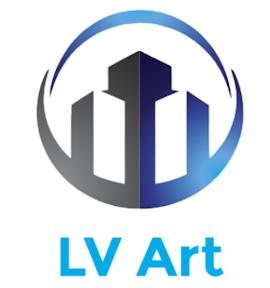Logo LV Art