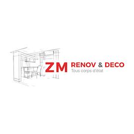 Logo ZM RENOV & DECO